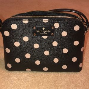 Kate Spade, over the shoulder clutch